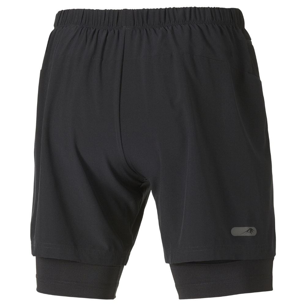ASICS FUJI TRAIL 2 IN 1 SHORT