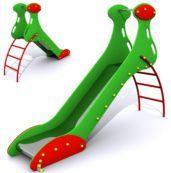 Tobogán de parque infantil