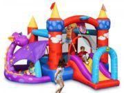 Castillo inflable Dragon Quest