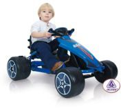 Go-Kart Flecha Blue