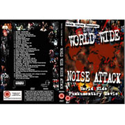 V/A: World Wide Noise Attack DVD