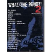 V/A: What the punk? Vol. 2 DVD