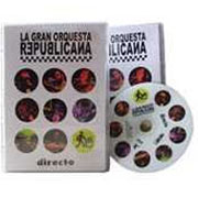 LA GRAN ORQUESTA REPUBLICANA: Directo DVD (Ska, mestizaje)