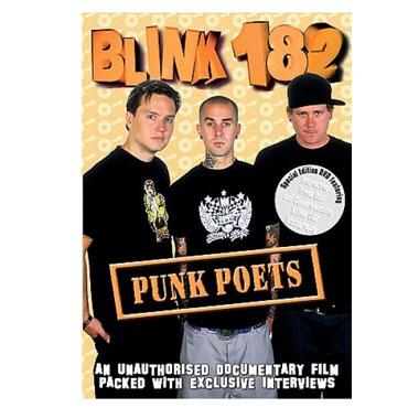 BLINK 182 Punk Poets DVD
