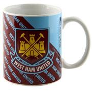 WEST HAM UNITED Mug / Taza 2