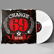 Charge 69 Much more than music en vinilo blanco