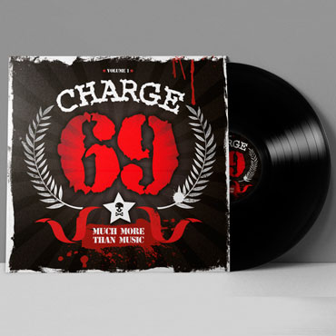 Charge 69 Much More than Music LP negro