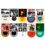 Detalle de los singles de la caja The Classic Punk & Oi! Singles Box