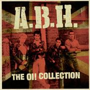 ABH The Oi! Collection LP diseño de la portada