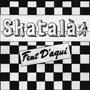 Diseño a cargo de Txarly Brown del disco SKATALA Fent d'aqui LP