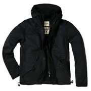 SURPLUS NEW SAVIOR JACKET BLACK / chaqueta