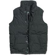 Rock Mountain Vest Black / Chaleco Negro XL