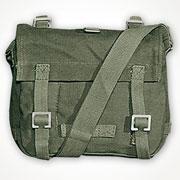 SURPLUS Cotton bag small Oliva