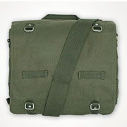 Surplus Cotton Bag Large Olive / Oliva