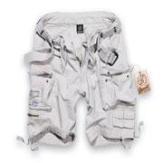 BRANDIT Gladiator Vintage Old White Pantalones Cortos / Shorts