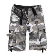 BRANDIT Vintage Urban Pantalones Cortos / Shorts