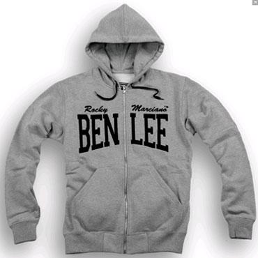 BENLEE Hooded Sweatjacket DANNY Majestc Blue