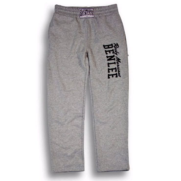 BENLEE Fleece BASIC JOGGER Marl Grey