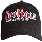CAP Hooligan black / Gorra negra