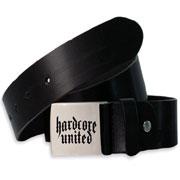 HARDCORE UNITED Belt Boschi Black