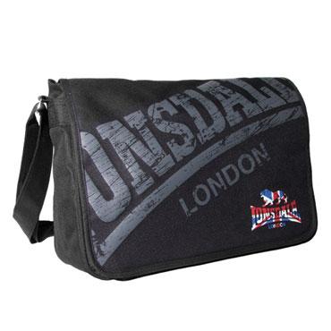 ed1c0100aad5 LONSDALE BAG L59C-BS 8468 Black 110076 - Lonsdale London
