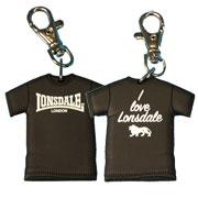 LONSDALE T-shirt Keyring llavero