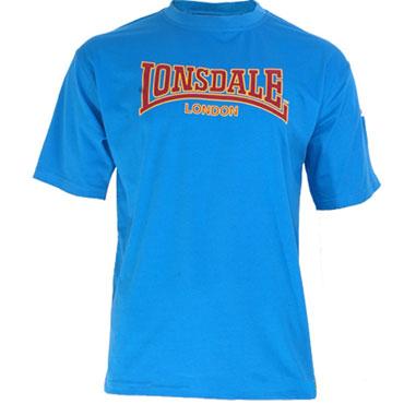 LONSDALE CLASSIC T-Shirt Royal Blue 110569 - Lonsdale London