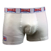 LONSDALE Double Pack Boxershorts DAVID White/Blanco