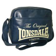LONSDALE Bag THE ORIGINAL Navy/Azul Marino