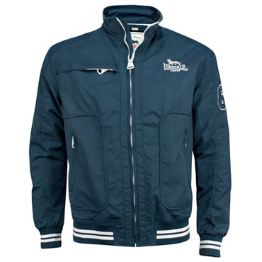 LONSDALE Slim Fit Jacket THOMSON Navy/Azul Marino
