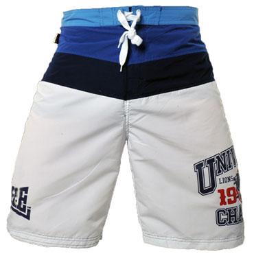 LONSDALE Shorts ALNHAM BAÑADOR White/Blanco