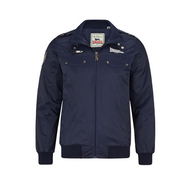 LONSDALE TILBURY Men Jacket Chaqueta Azul Marino