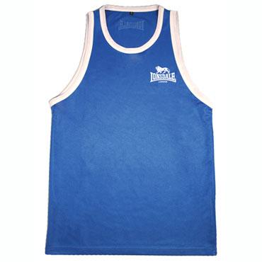 LONSDALE Amateur Singlet Blue/Azul