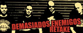 DEMASIADOS ENEMIGOS VS RETAKE