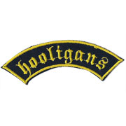 HOOLIGANS Patch