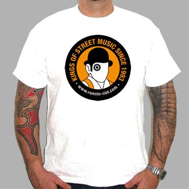 RUNNIN RIOT Clockwork Orange Camiseta T-shirt
