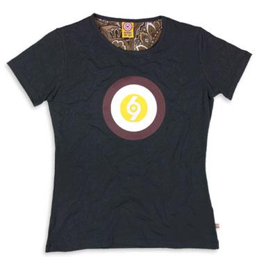 SPIRIT OF 69 - Trojan Target Girl T-Shirt Grey / Camiseta Chica