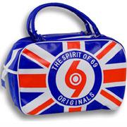 SPIRIT OF 69 Bowling Bag BOWL Majestic Blue 3071 - SPIRIT OF 69