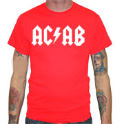 ACAB T-shirt / Camiseta Roja