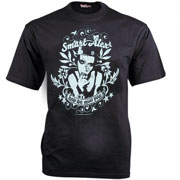 TSL Smart Alex Slimfit Black/Negro T-shirt - Hooligan Streetwear