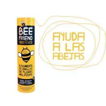 Ayuda a las abejas con las semillas Green Bomba de flores melíferas
