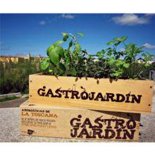 Jardinera Gurmet Aromáticas de la Toscana