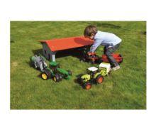 Almacén para tractores de juguete escala 1:16 uhkids uhk1000 - Ítem3