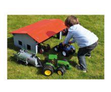 Almacén para tractores de juguete escala 1:16 uhkids uhk1000 - Ítem4