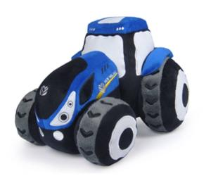 Peluche tractor NEW HOLLAND T7