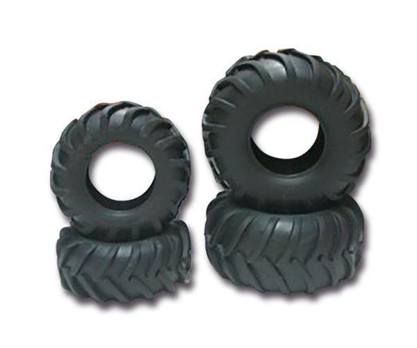 neumáticos para cosechadora