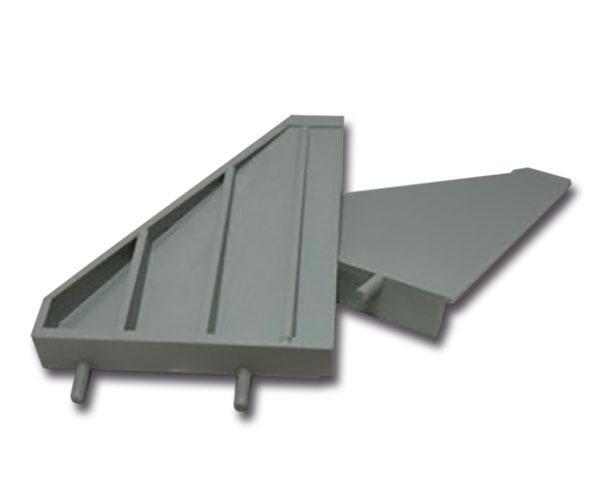 Piezas para silo horizontal AGR12