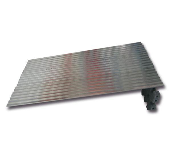 Hojas de metal para cubierta de granjas y almacenes