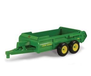 Remolque esparcidor de juguete JOHN DEERE 780