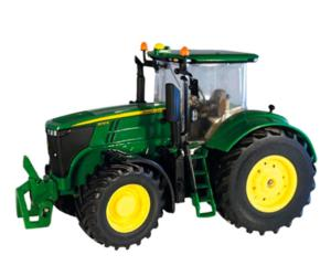 Miniatura tractor JOHN DEERE 7230R Britains 43089